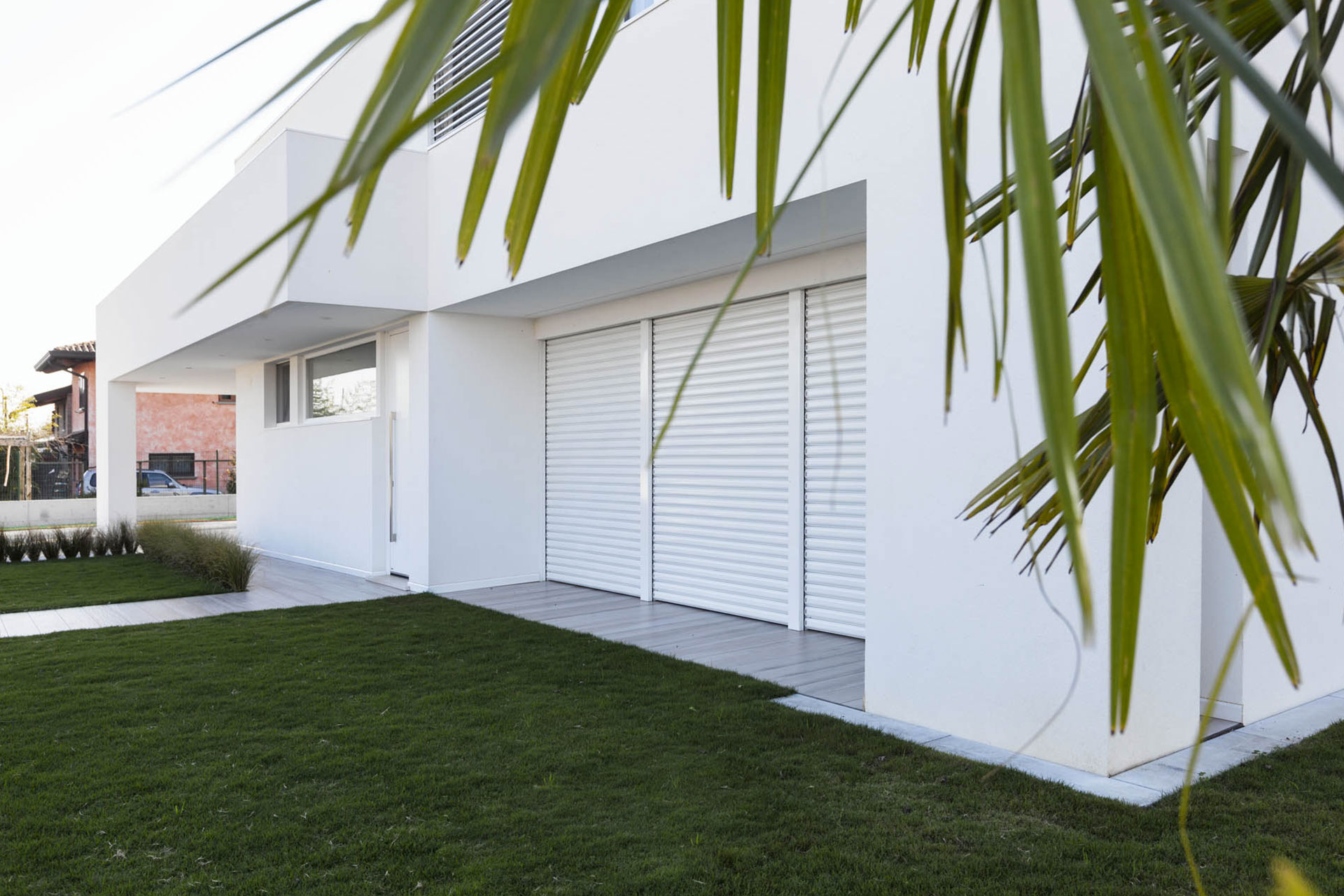 installazione serramenti oscuranti lamelle friuli casa privata