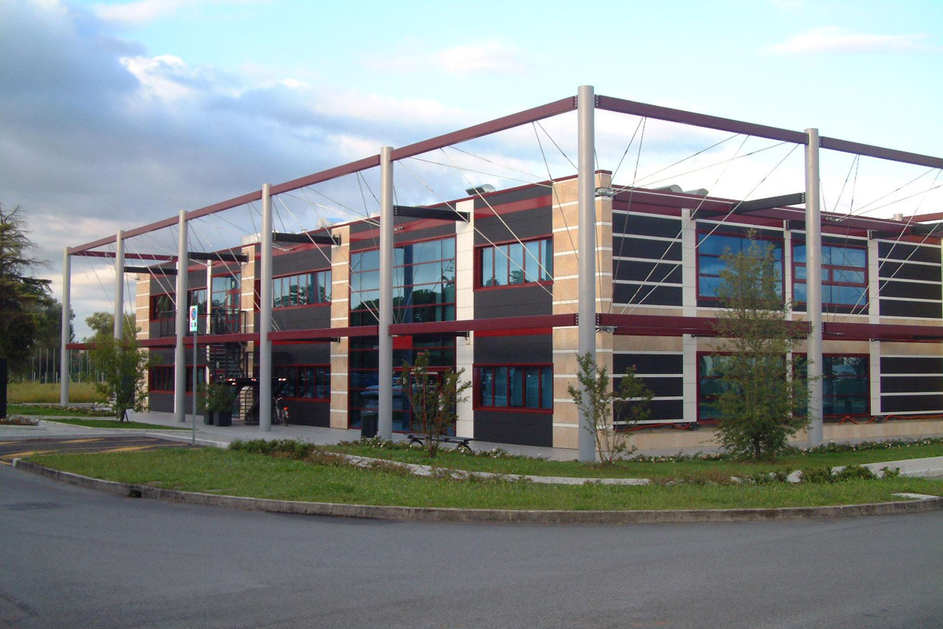 centro medico san giorgio installazione infissi scuri 4