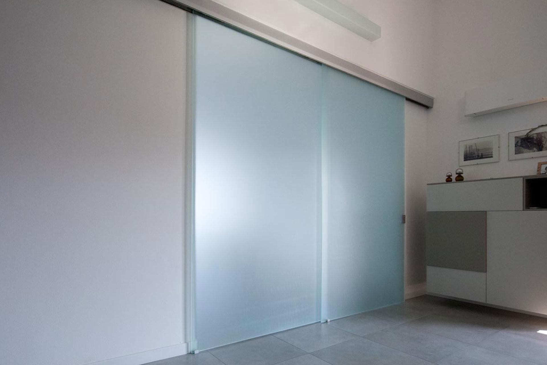 porte interne vetro albo serramenti udine