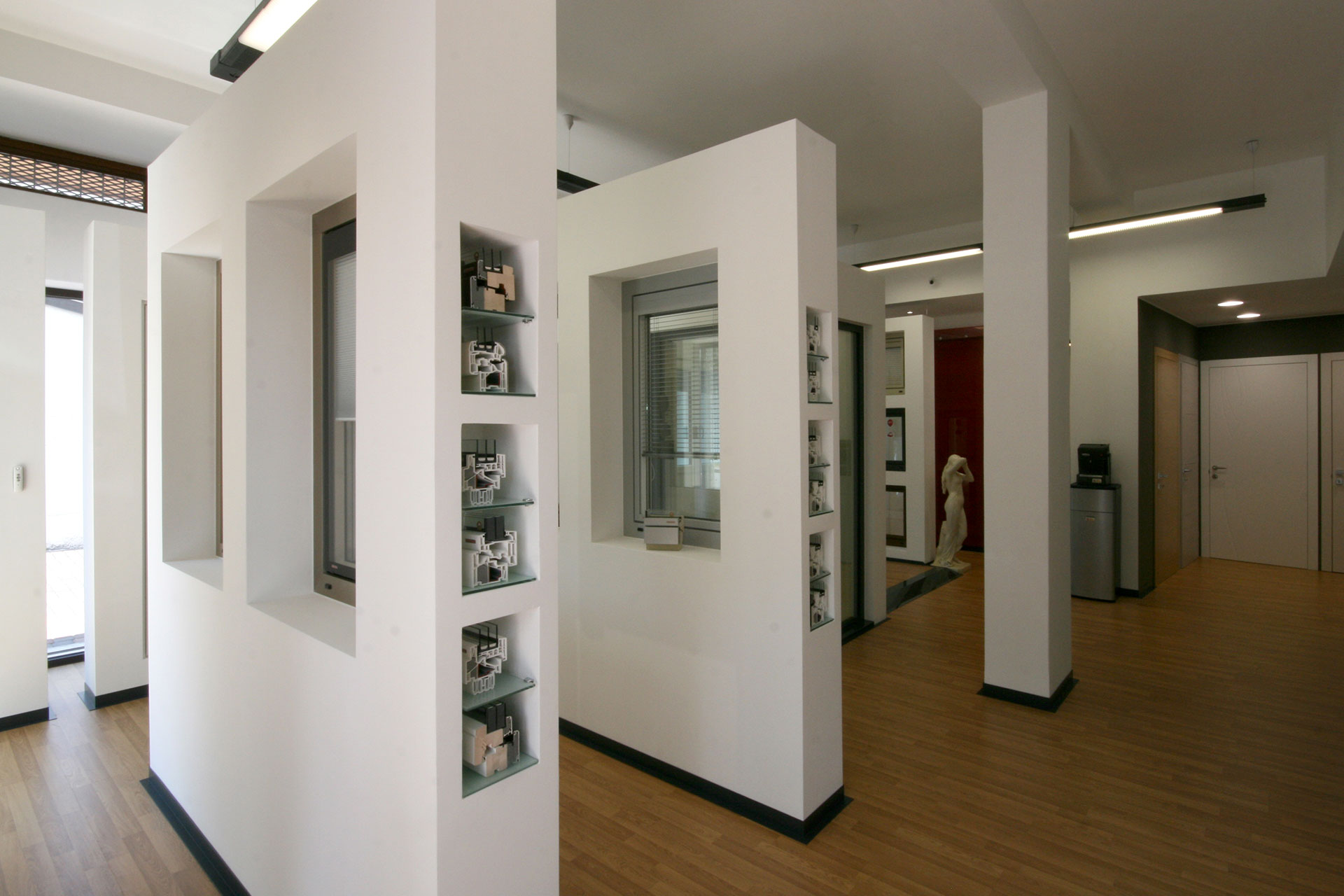 Showroom Albo infissi - Internorm udine