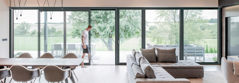 finestra moderna internorm kf520
